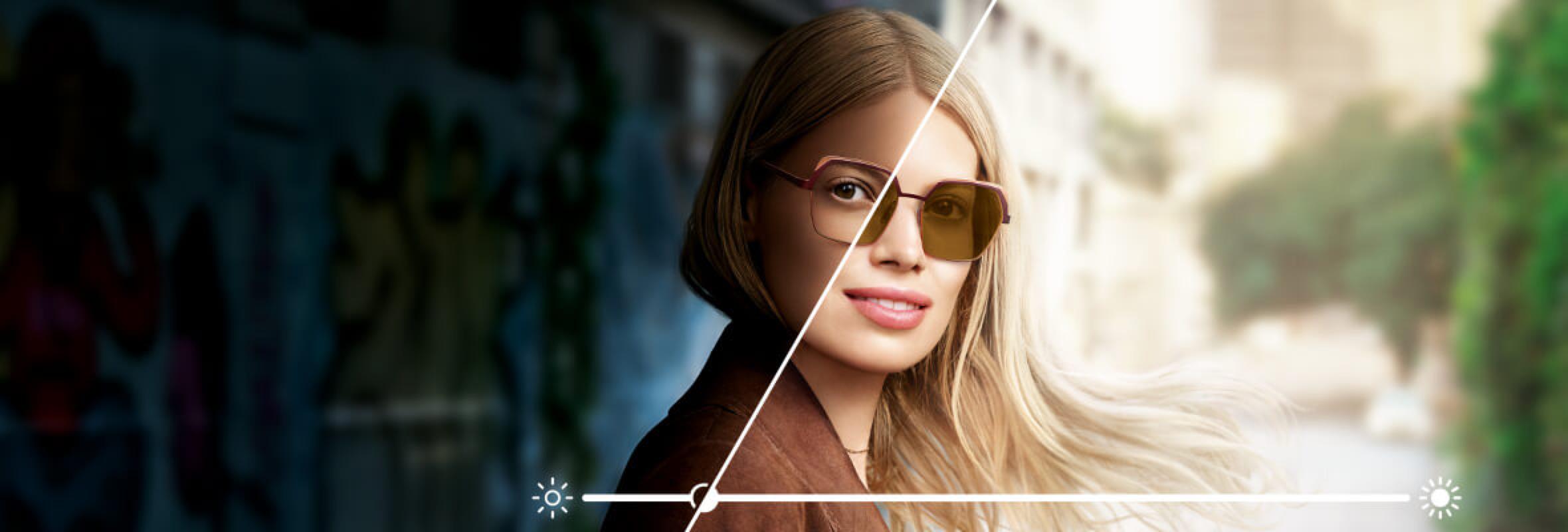 メガネのフレームが白くなったのを直そう